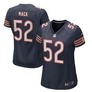 Women's Chicago Bears Khalil Mack Jersey